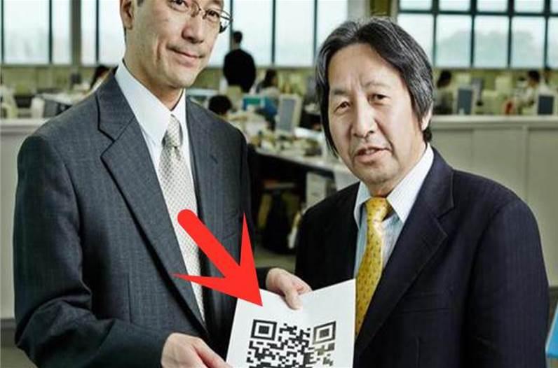日本:二維碼是我們發明的!卻被中國賺大錢,中國人應向我們交錢