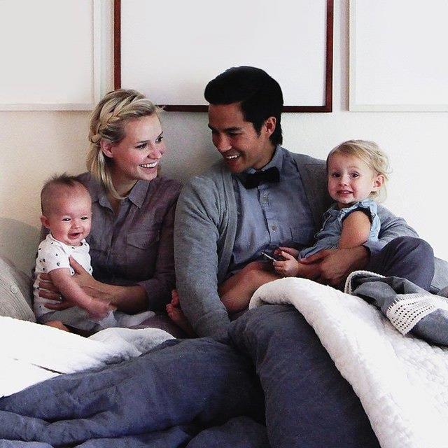 去年得到這筆钜款時,他才25歲,已婚,妻子29歲,已有一個兩歲的女兒,且另一個寶寶將在一週後出生。