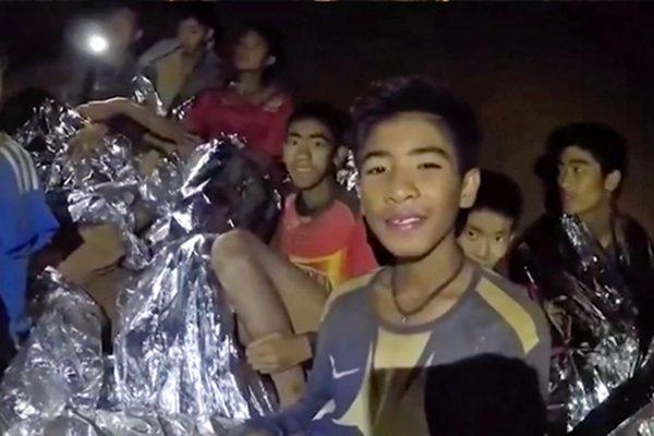 泰國洞穴18天救援行動:3大關鍵換回13人平安! ...