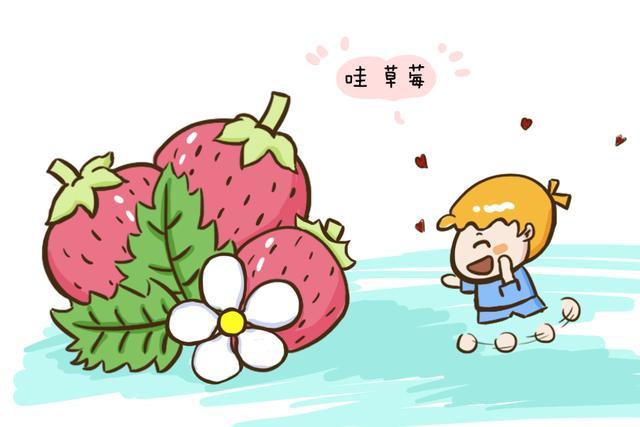 草莓不能给孩子吃有这三个理由?真相可能和你想的不一图片