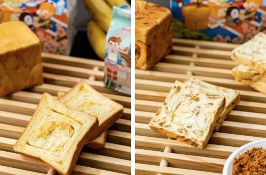 碳水星人的今日宜吃!不能沒有麵包!