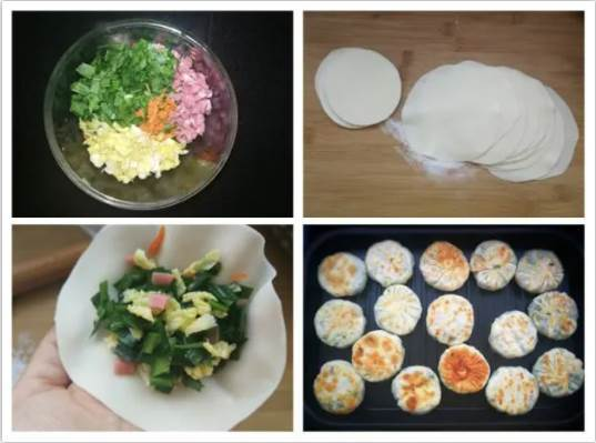 6種懶人營養的早餐的做法大全,早餐食譜簡單快速做法