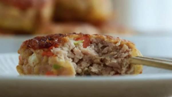 肉煎餅,營養和味道翻倍