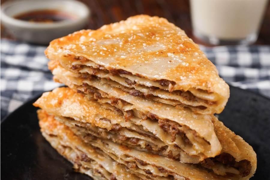 不用揉面不用發酵,十分鐘做好一盤好吃美味的早餐
