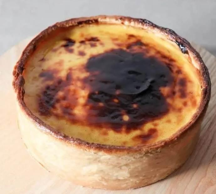 下一個火遍全網的布丁撻,法式薄脆皮布蕾撻!
