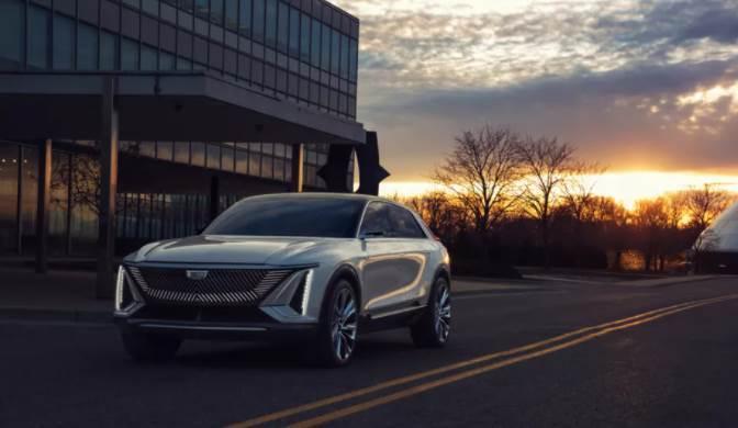 凱迪拉克純電動SUV,續航將超過483km,將於2022年正式上市