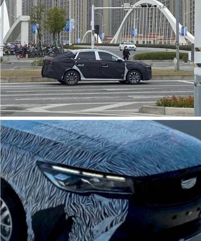 自主家轎銷冠終於換代,內飾超簡潔,年內就能上市!