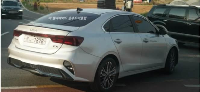 全新K3長這樣!韓系回暖靠它了?