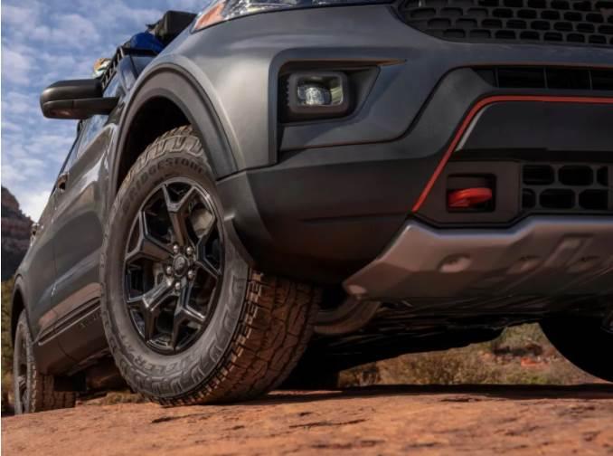 30萬無敵手!美系超人氣SUV推新款,真能「爆錘」漢蘭達?